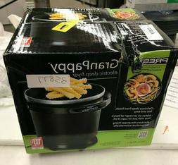 Presto GranPappy Electric Deep Fryer