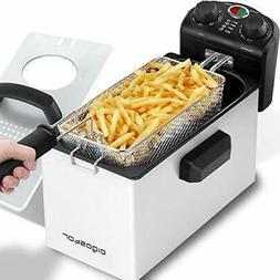 Aigostar Ken Deep Fryer - 3L Electric Deep Fat Fryers with R