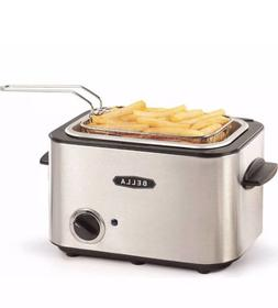 Bella Kitchen Deep fryer 1.2 Liter new in box Compact Size