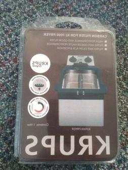 Krups KJ7000 Deep Fryer Carbon Filter #XA500050 New in Box