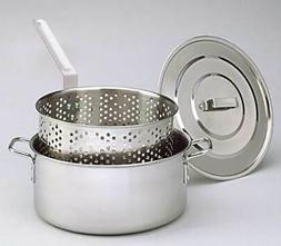 King Kooker KK 2S Stainless Steel Deep Fryer