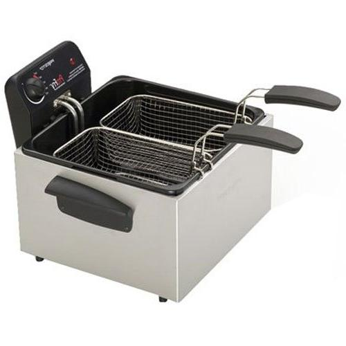 PRESTO 05466 Dual Immersion Fryer