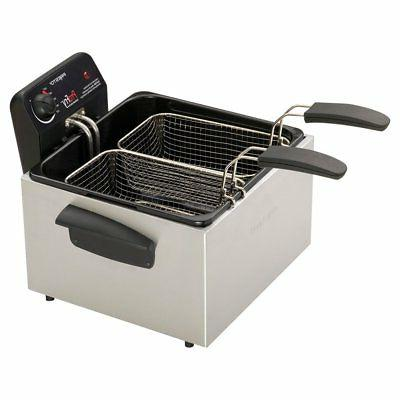 05466 dual profry immersion element deep fryer