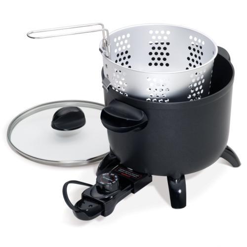 06006 black kitchen kettle multi