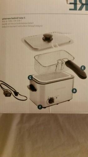 Farberware 1.1-Liter Deep Fryer Thermostat,
