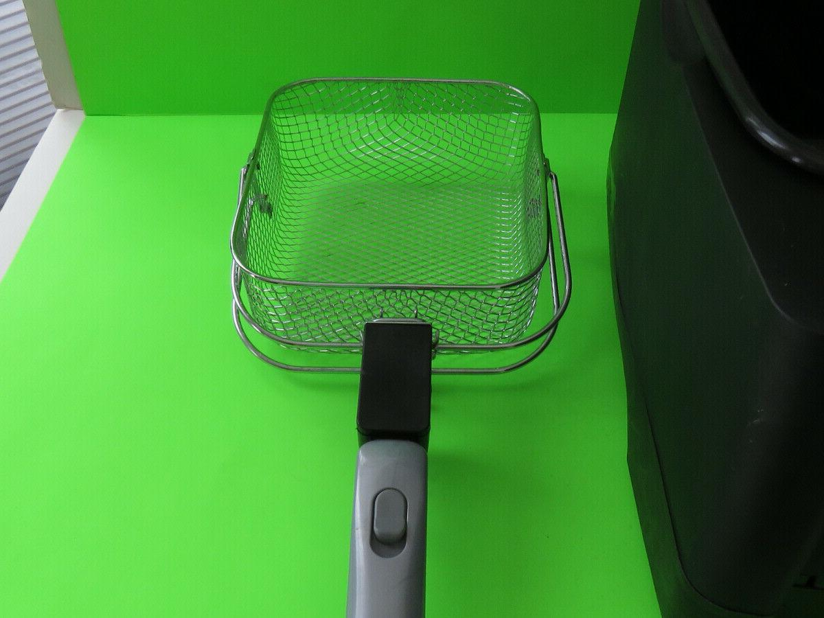 Electric Fryer Small Top