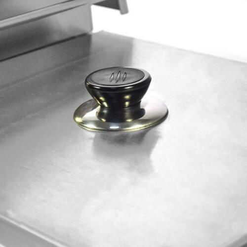 Commercial Countertop Fryer 2 Baskets GF-72