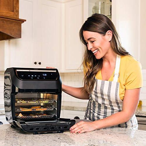 Best 1700W Air Fryer Kitchen Cooking w/ 8
