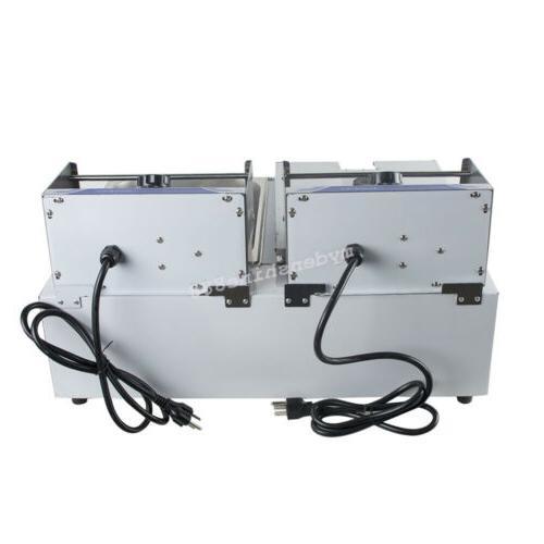 110V Commercial Dual Fryer