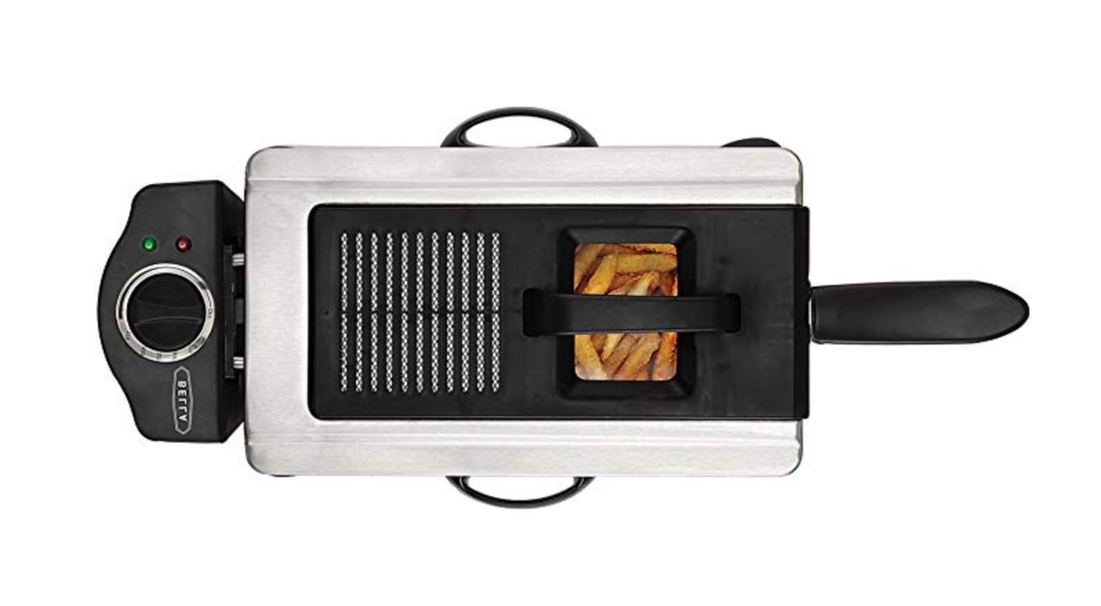 Bella 3.5L Deep Fryer, Stainless Steel