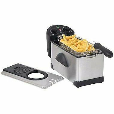 1500w 3 0 l electric deep fryer