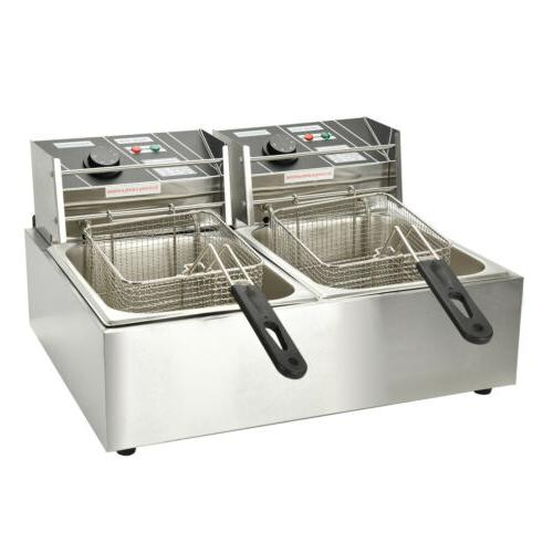 16L Electric Countertop French Restaurant