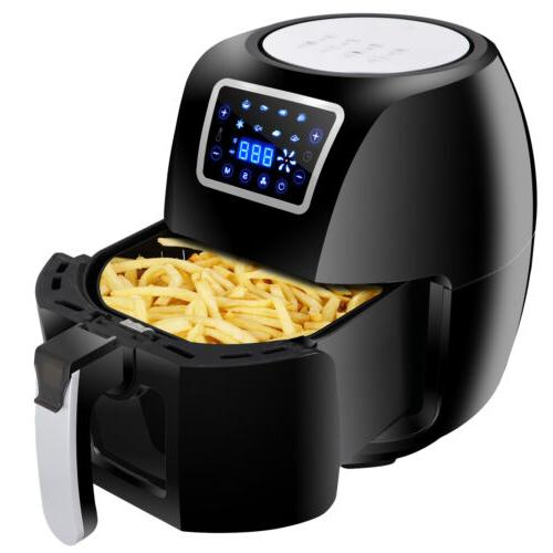 Fast Cooking Performance Home Kitchen Deep Fryer Appliance W