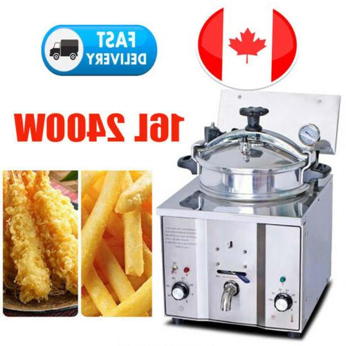 2400W 16L Electric 5 Chicken Cooking