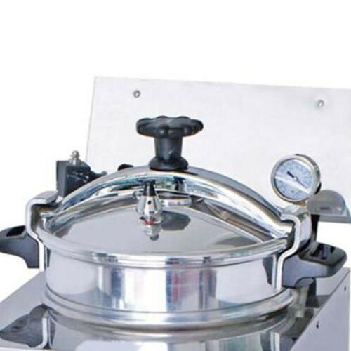 2400W 16L Countertop Pressure Deep 5 Cooking