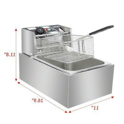 Fryer Countertop French