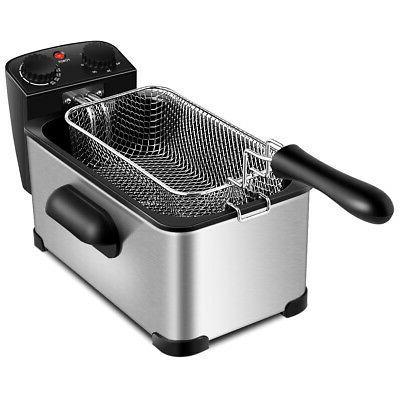 3.2 Fryer w/Frying