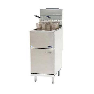 35c s frialator 40 lb commercial deep