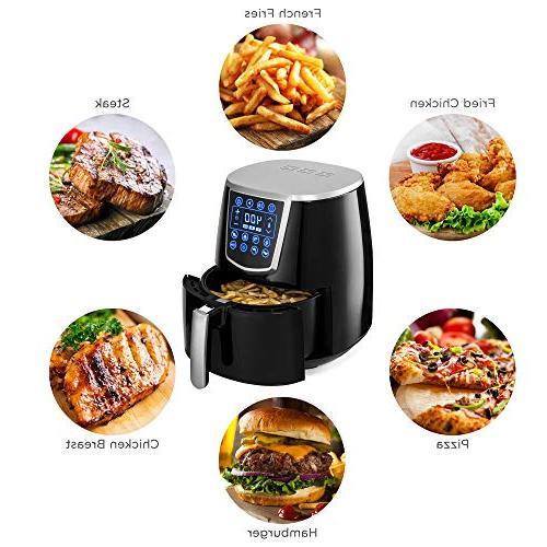Best 8-in-1 Air Fryer Tongs,