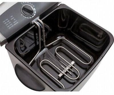 Farberware 4L Stainless Steel w/ 2 Dishwasher Safe NEW