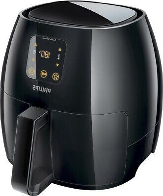 Philips HD9240/94 Avance XL Digital Airfryer , Black Fryer