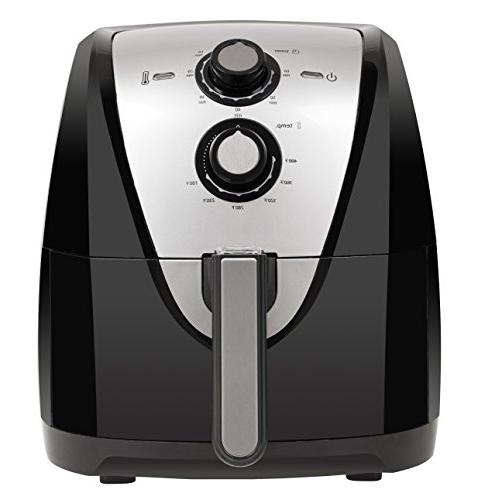 Secura Electric Fryer Capacity Air Fryer accessory set