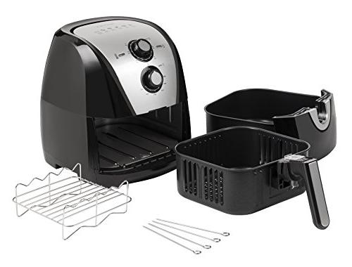 Fryer Extra Large Air accessories; Recipes and accessory set