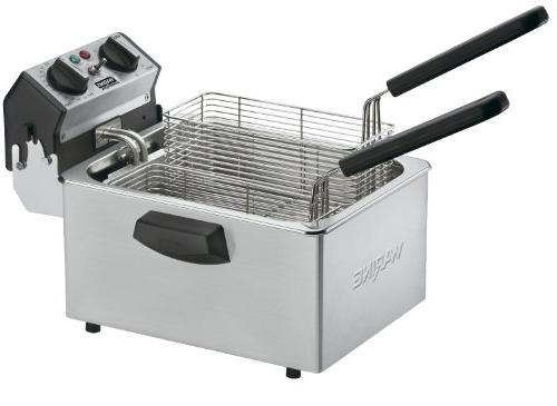 Waring Countertop Electric Fryer, 8.5-Pound