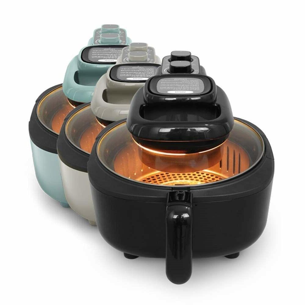 air fryer deep fryer oil free top