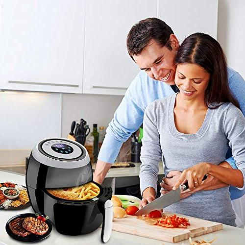 Air Fryer Cooker Electric Machine Kit