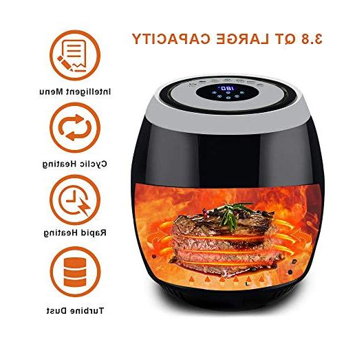 Air Fryer Oven Cooker Electric Machine