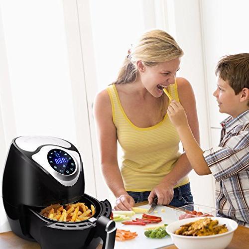 Electric Healthy Oil Cooking Hot Kitchen Deep Fryer Accessories Basket