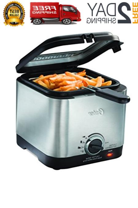 best home deep fryer electric commercial french