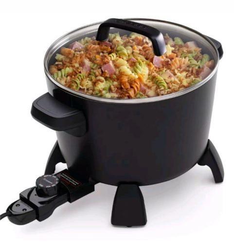 big kettle 8 quart black 06008