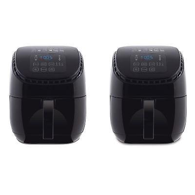 brio 3 qt non stick digital adjustable