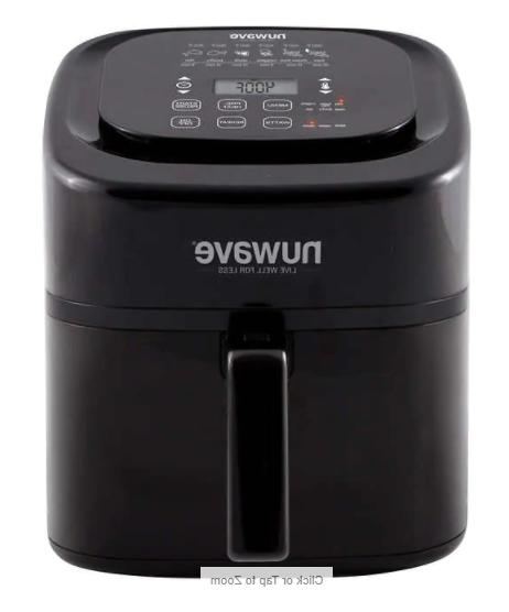 brio 6 quart air fryer