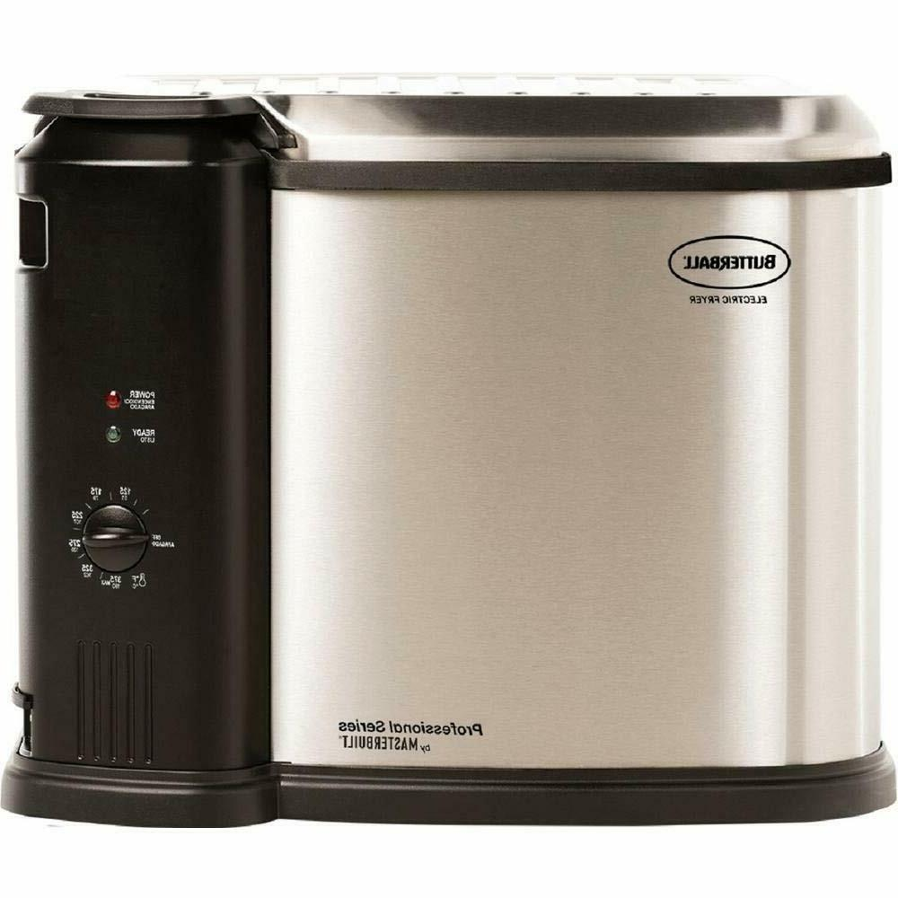 by masterbuilt professional series xl electric fryer