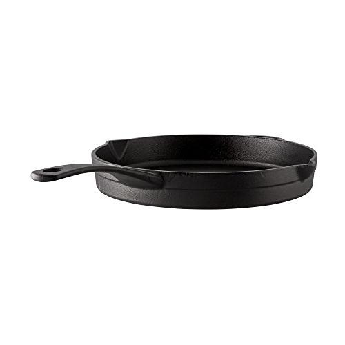 Farberware Cast Iron Skillet with 12-Inch