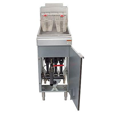 Commercial 50lb 4 Floor 120,000BTU/Hr