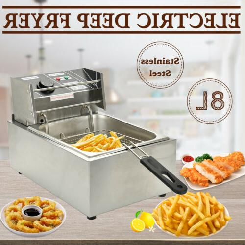 Commercial Fryer Restaurant Tank