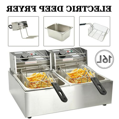 Commercial Fryer French Restaurant Tank