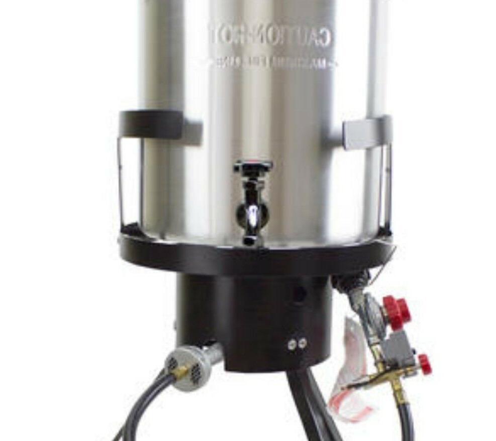 Commercial Fryer Pot Outdoor Propane