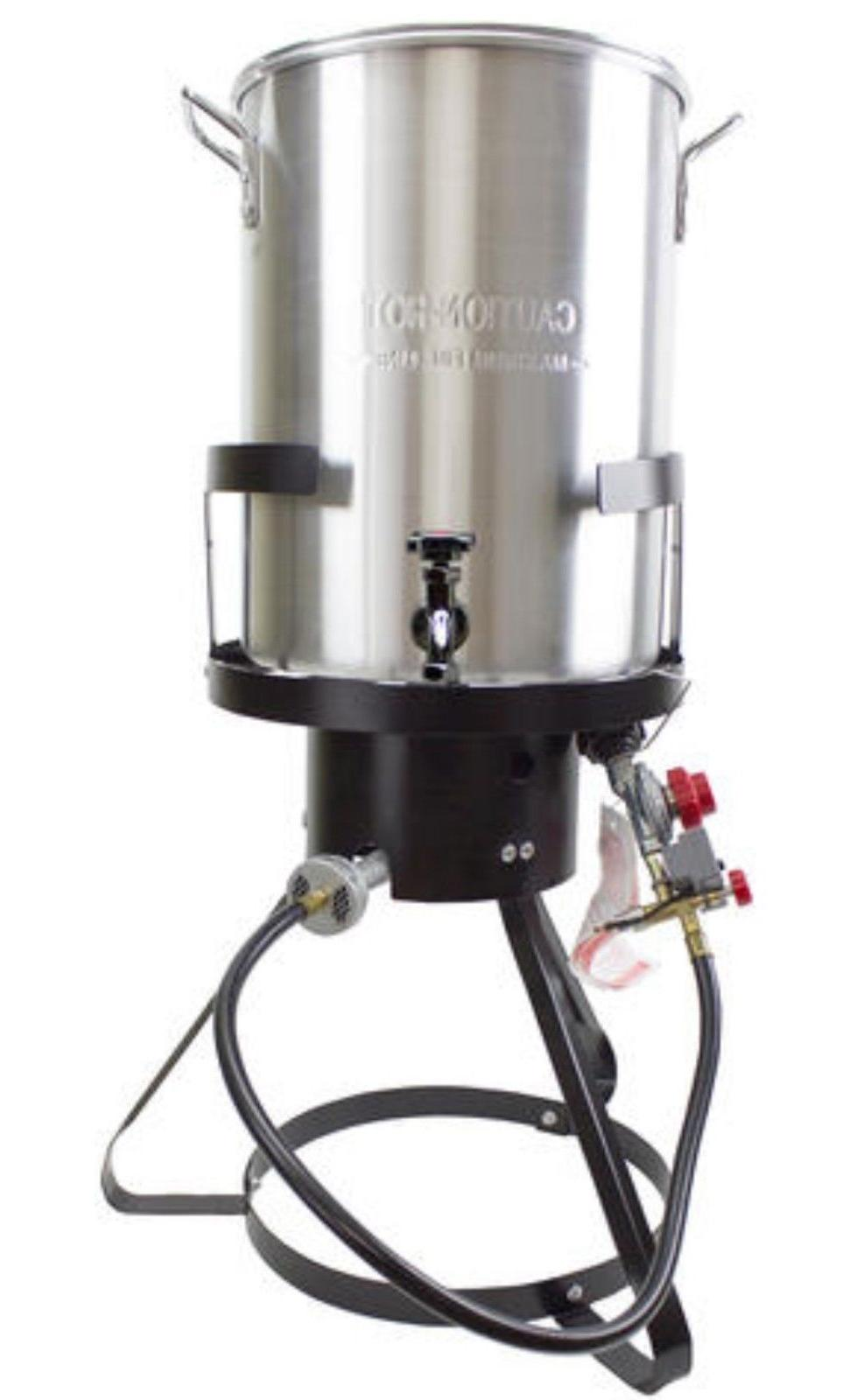 Commercial Turkey Fryer Large Outdoor Propane Cooker