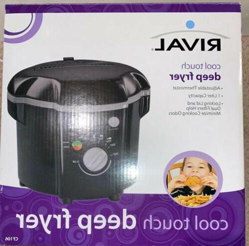 Rival Touch Fryer 1 Liter NEW