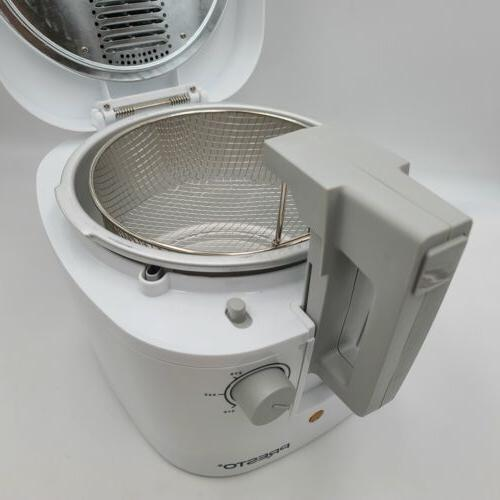 Presto CoolDaddy Cool Deep Fryer 05443