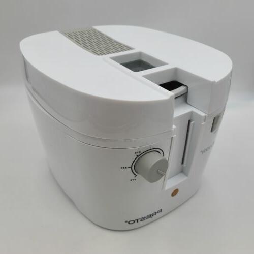 Presto Touch Deep Fryer