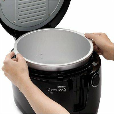 Presto 6-Cup Deep Fryer W
