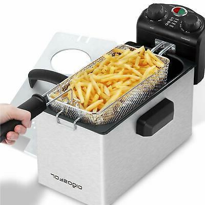 deep fryer 3l electric deep fat fryer