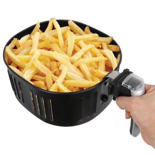Deep Fryer Air Fryer Temperature Touch