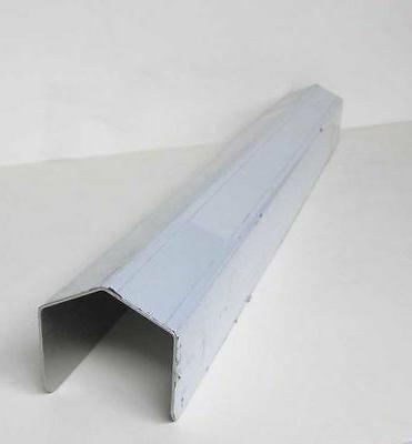 "deep fryer joint adapetor, 2"" wide, 22 1/2"" Long, Curved"